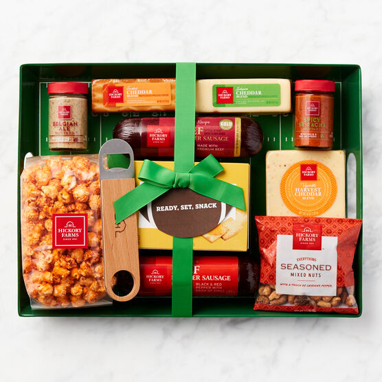 Game Day Entertaining Gift Set Box Contents