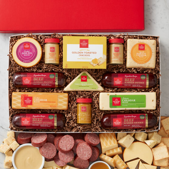Stack up spicy, smoky, delicious flavors with this assortment.