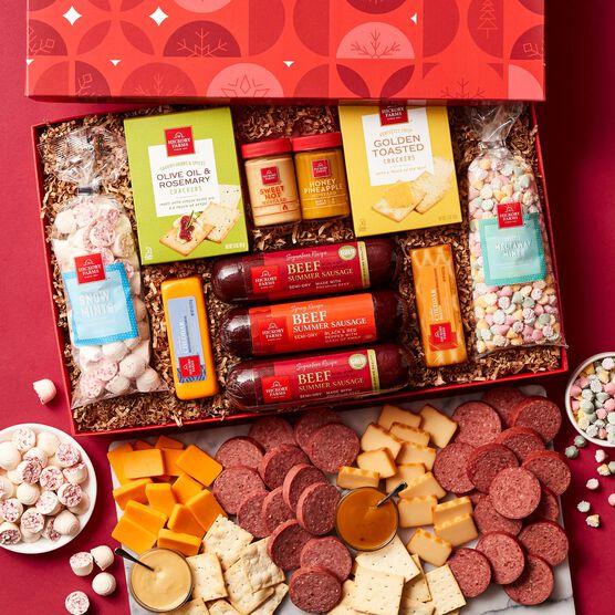 Alternate view of Season's Eatings Sweet & Savory Gift Box