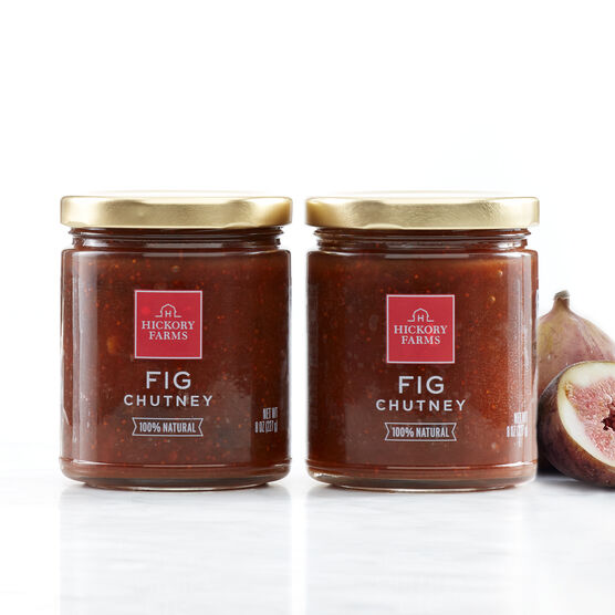 Hickory Farms Fig Chutney