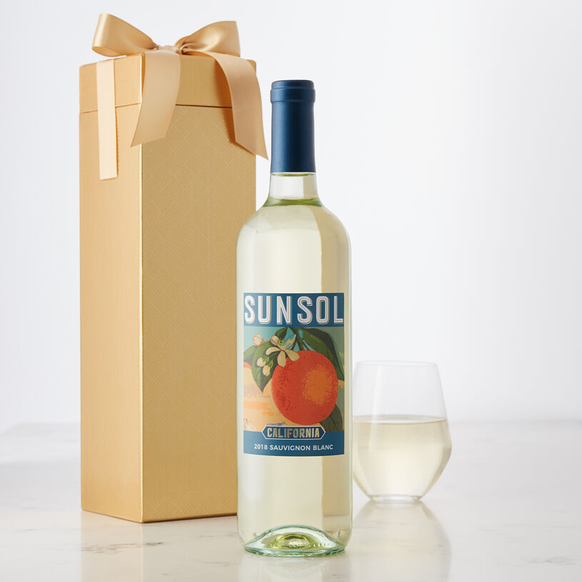 SunSol California Sauvignon Blanc 2018