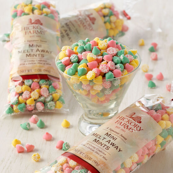 Mini Melt Away Mints 3 Pack