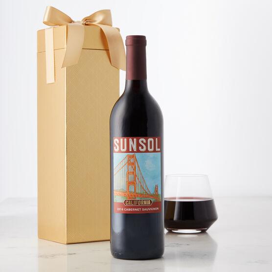 California Cabernet Wine Gift Set