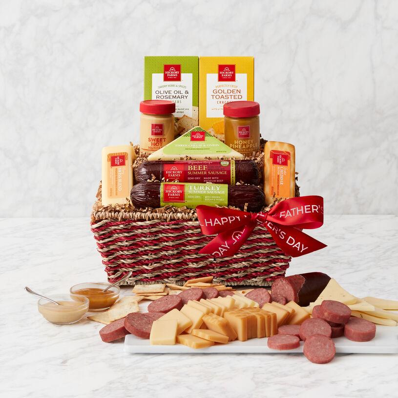 Father's Day Signature Bites Gift Basket Sub