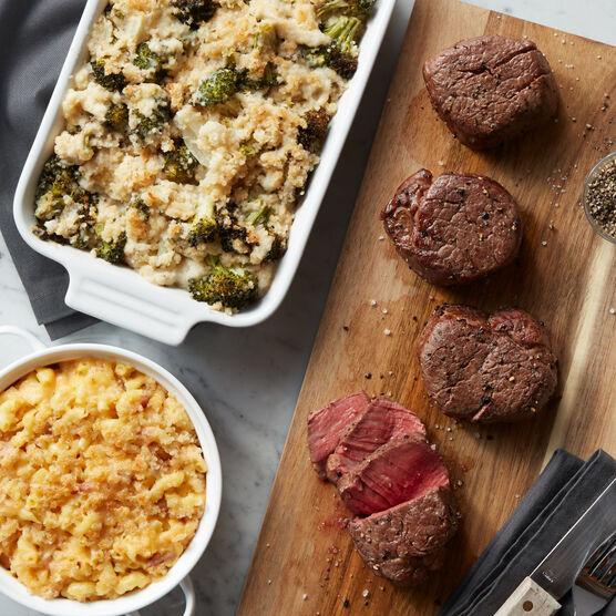 Homestyle Filet Dinner