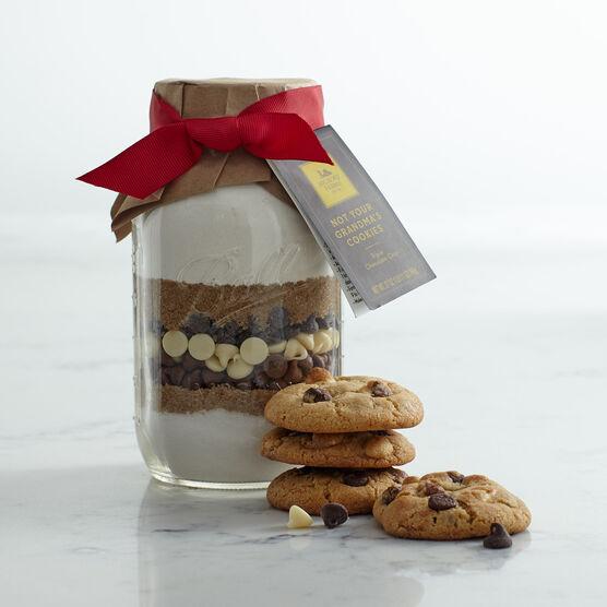 award winning triple chocolate chip cookie mix