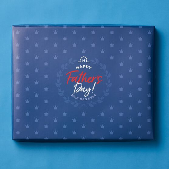 Father's Day All Time Favorites Gift Box Lid