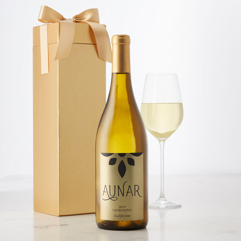 This wine features aromas of Granny Smith apples and citrus. Enjoy it chilled alongside pasta, fish, or poultry.