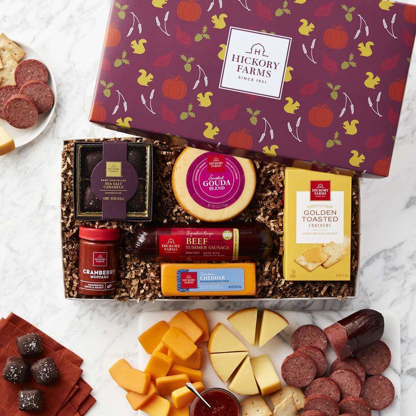 Fall Sweets & Snacks Gift Box