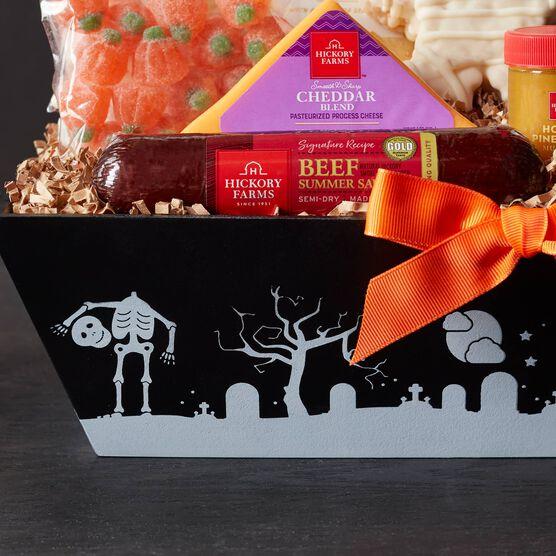 Alternate view of Happy Halloween Gift Basket