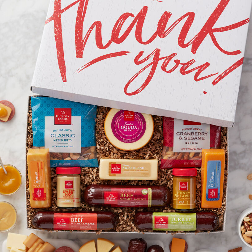 Thank You Signature Favorites Gift Box