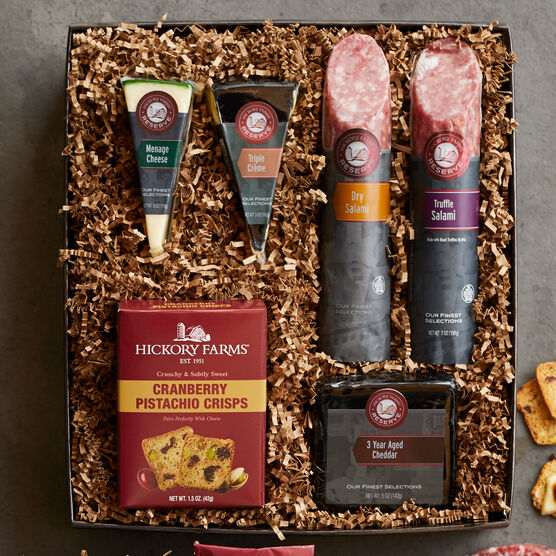 These artisanal flavors are expertly curated in a gift-worthy box perfect for any occasion.