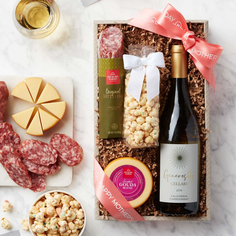 Mother's Day Treats & Wine Collection