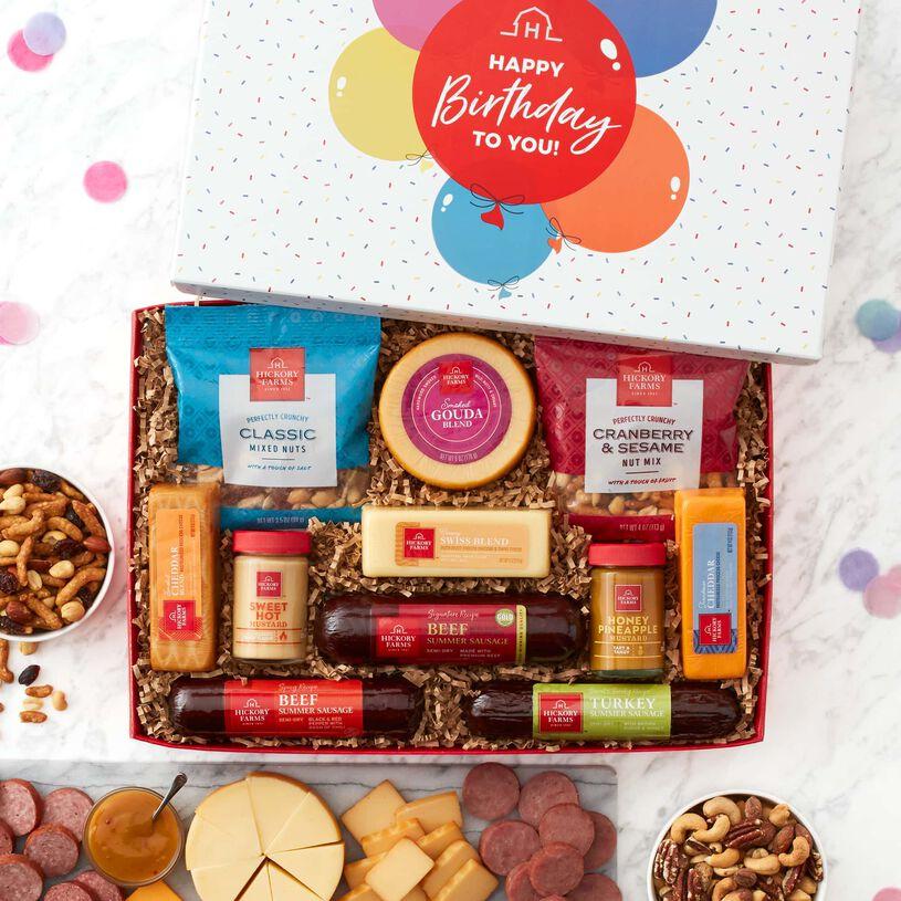 Happy Birthday Signature Favorites Gift Box