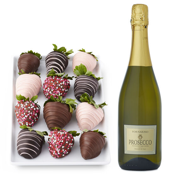 Berries and Bubbles Gift Box