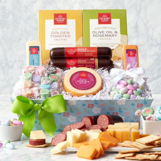 Alternate view of Premium Spring Snack Gift Set