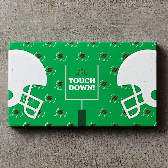 Touchdown Treats Gift Box Lid