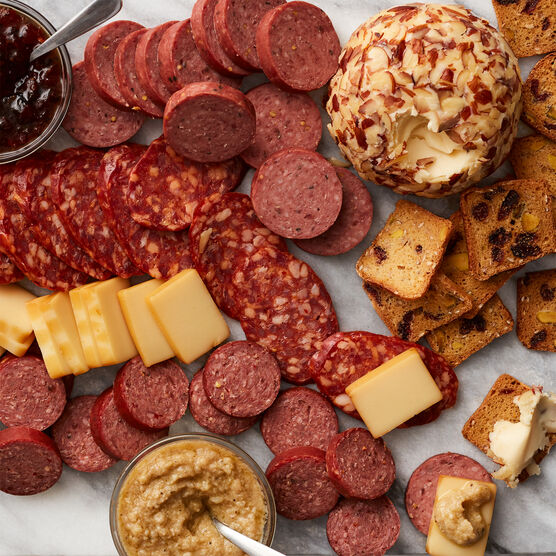 Get-Together Gift Box Charcuterie Spread