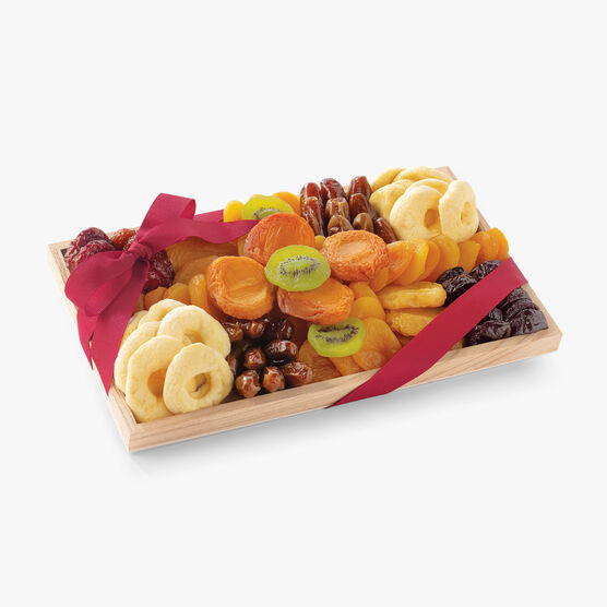 Orchard's Finest Deluxe Dried Fruit Tray