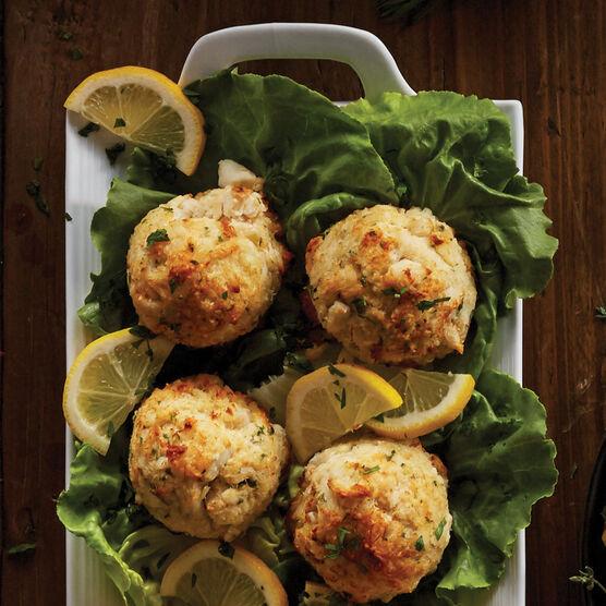 Pfaelzer's Maryland Style Crab Cakes