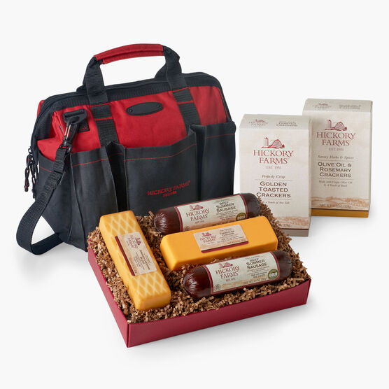 Hickory Farms Taste Of the Trade Tool Bag