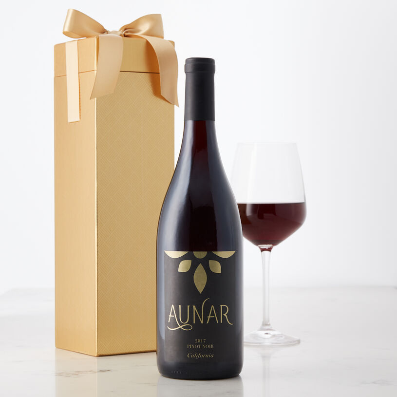 This wine has a light ruby color, with a bright cherry nose and delicate aromas of fresh mixed berries layered with a touch of light caramelized oak.