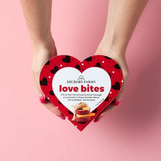 Share the Love Sampler - 6 Pack Box Lid