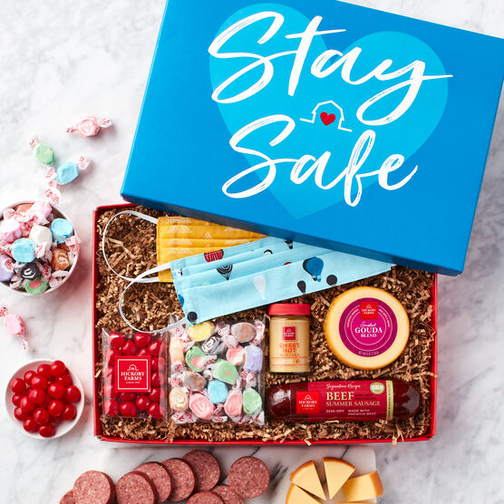 Alternate view of Stay Safe Gift Box