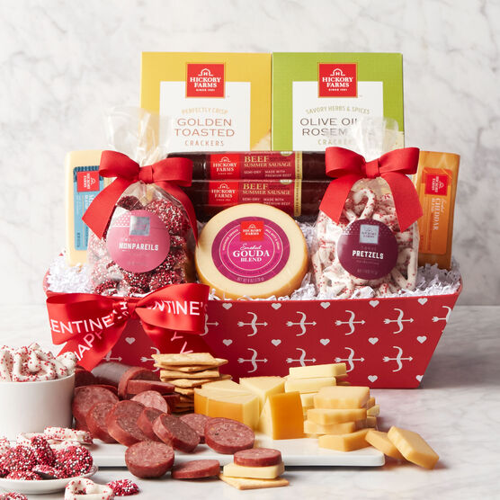 Alternate view of Premium Valentine's Day Snack Gift Set