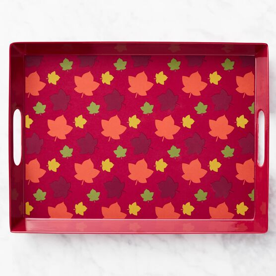 Autumn Entertaining Gift Set with Wine Serving Tray