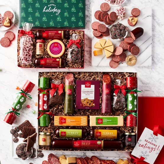 Alternate view of Grand Holiday Gift Box