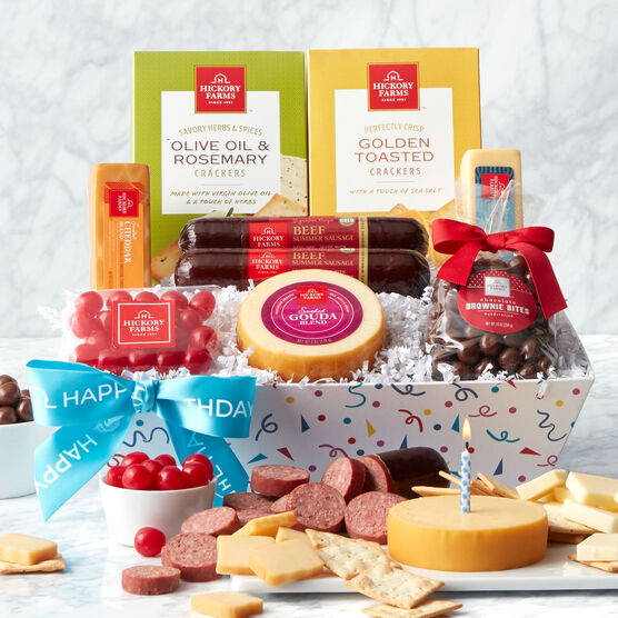 Alternate view of Premium Birthday Snack Gift Set