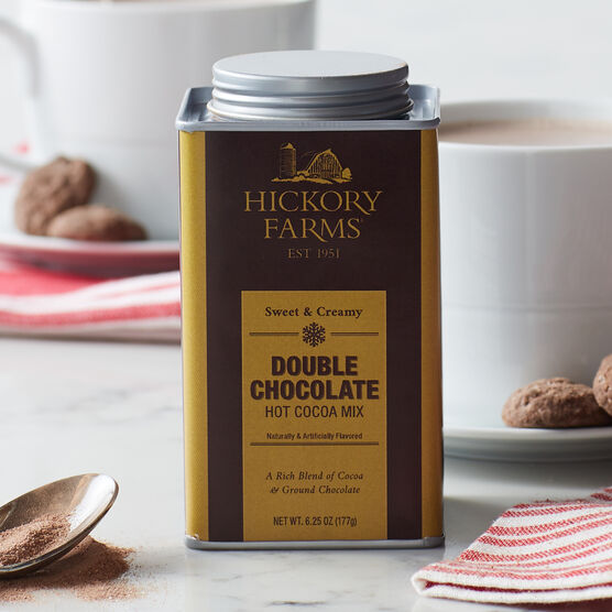 This mix is crafted using ground chocolate and rich cocoa for a delicious cup every time.