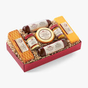 Hickory Farms Summer Sausage and Cheese Gift Box