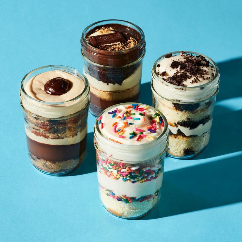 Variety Cupcake 4-Pack