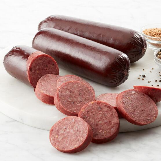 Signature Beef Summer Sausage