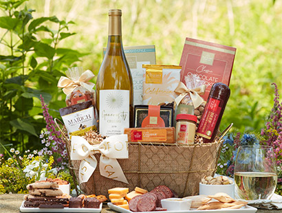 Gift Baskets & Specialty Gourmet Food Gifts
