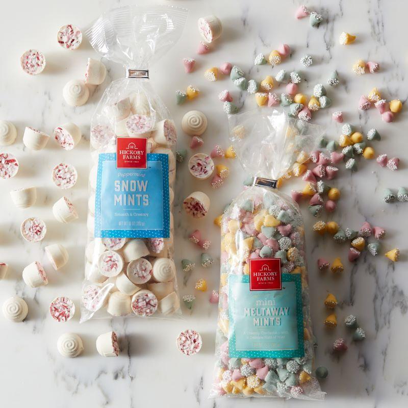 Hot Cocoa Bar - Snow Mint, Mini Meltaways