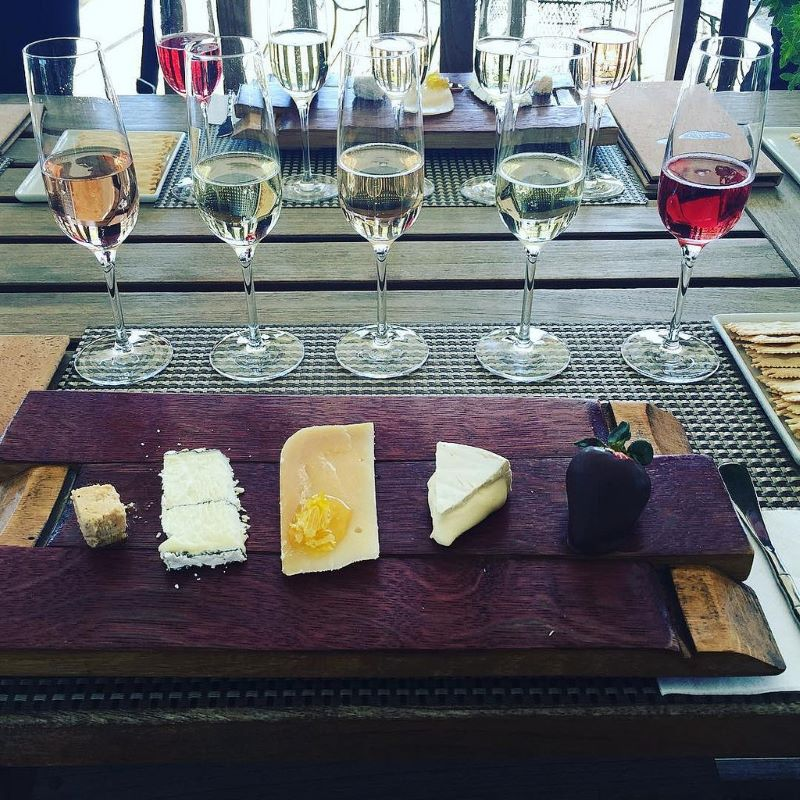 Wine and Cheese - 8 of California's Most Flavorful Cities