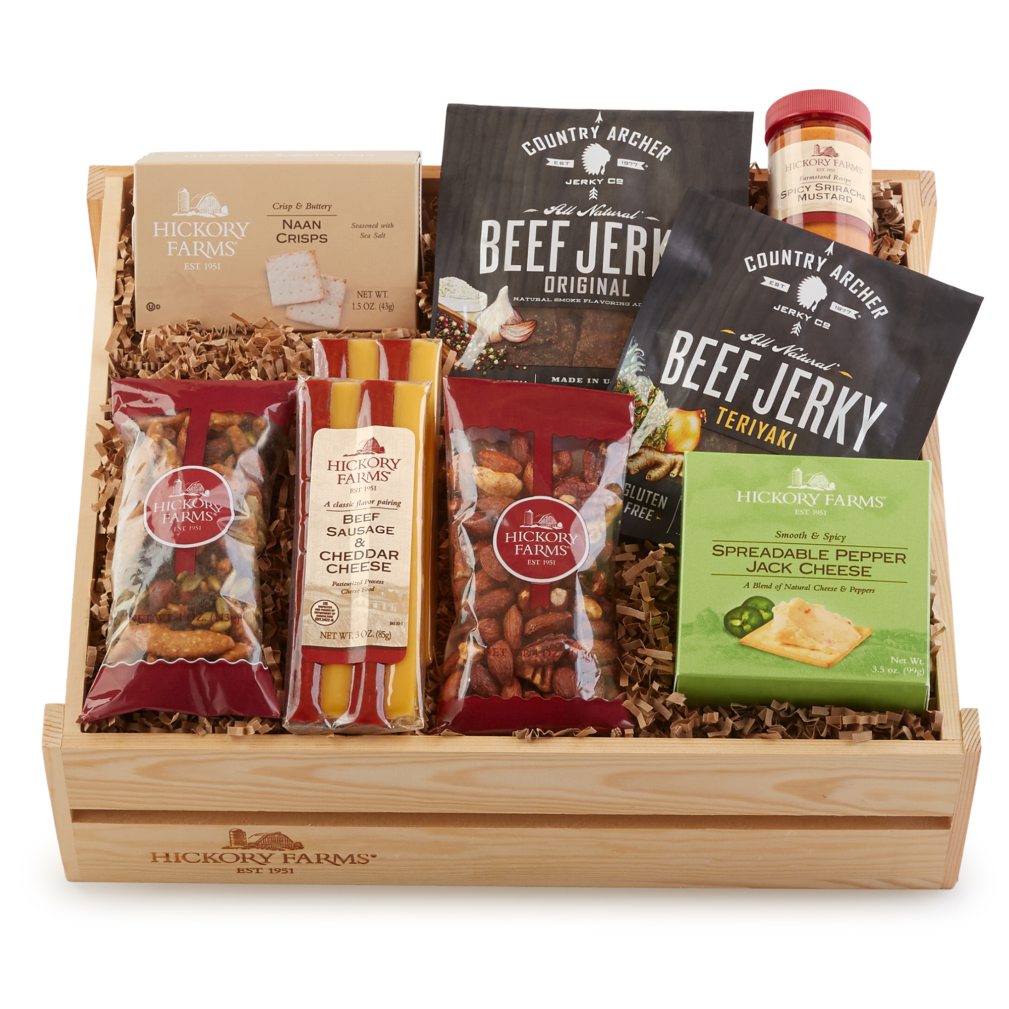 new product gift guide - Spicy & Savory Snack Crate
