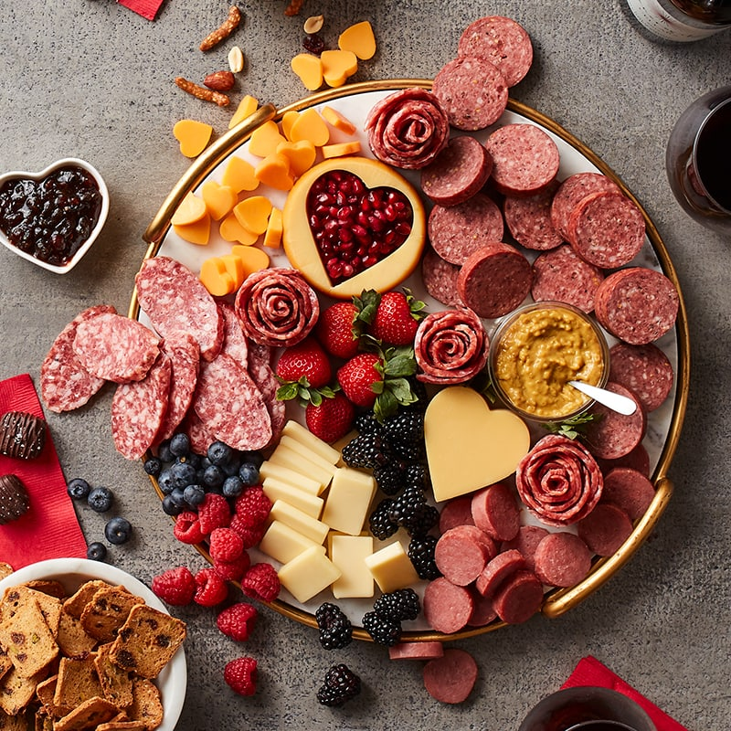 How to Celebrate Valentine's Day in 2021 Charcuterie