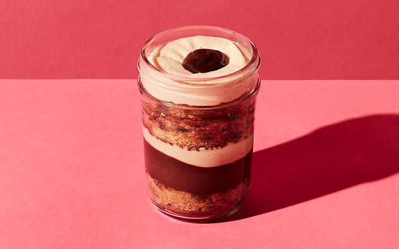 The Wicked Good Cupcake Jar
