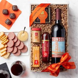 Happy Halloween Wine & Snack Collection