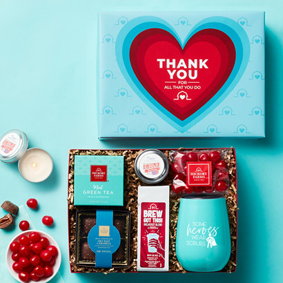Healthcare Heroes Thank You Gift Box