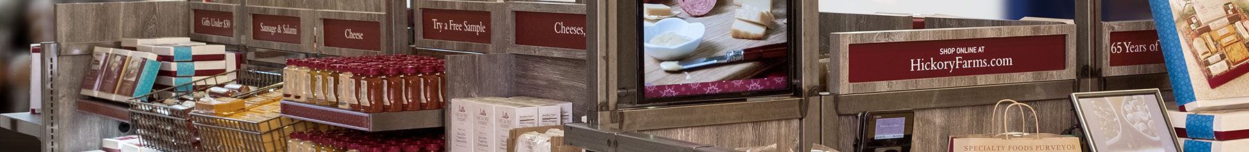 Find a Hickory Farms Store Location