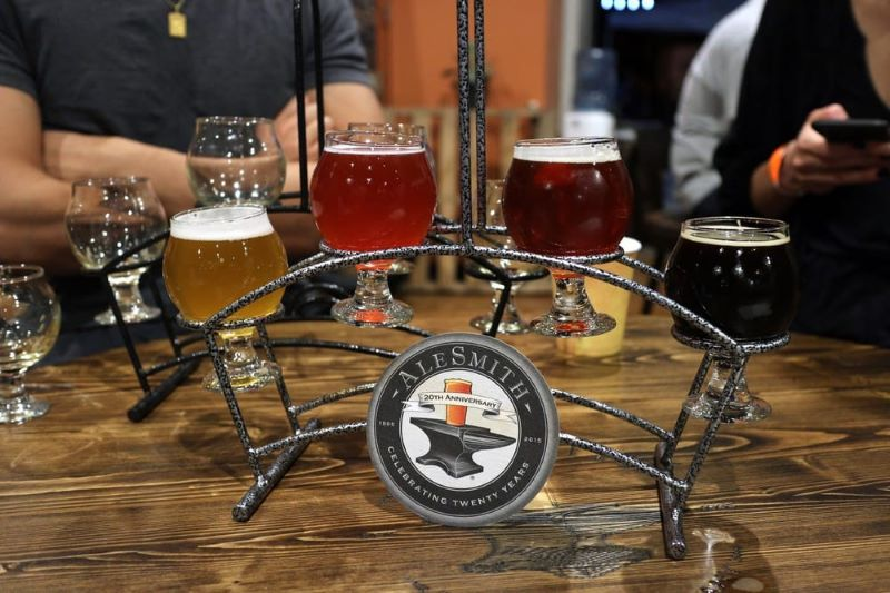Beer Flight - 8 of California's Most Flavorful Cities