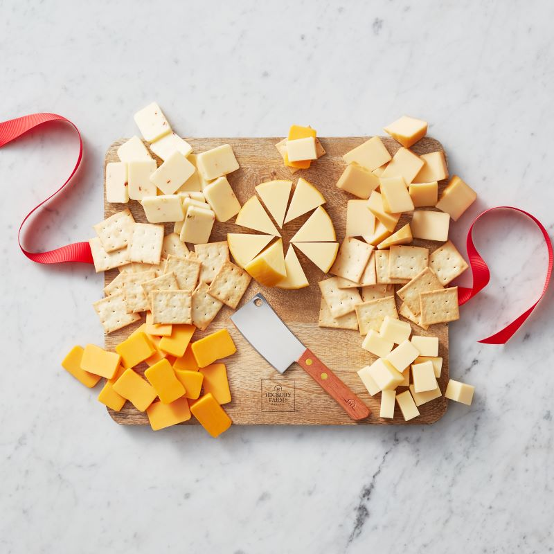 Cheese Favorites & Board Gift Box