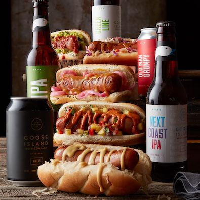 Ultimate Game Day Watch Party - Brats