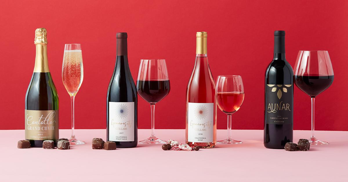 Valentine's Wine and Chocolate Pairings