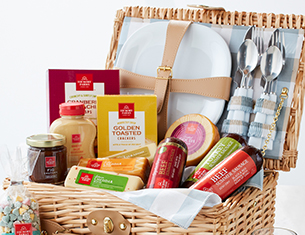 Celebrate Mom with delicious gifts filled with her favorite flavors!